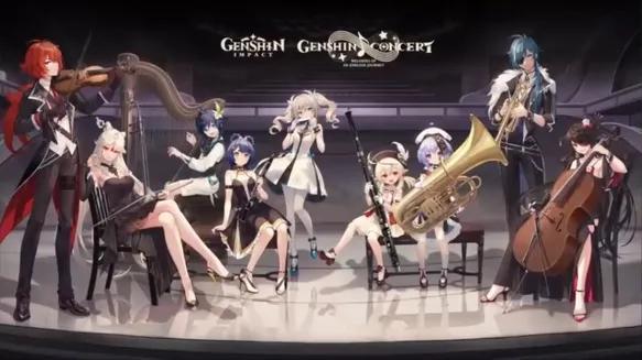 Genshin Impact Concert