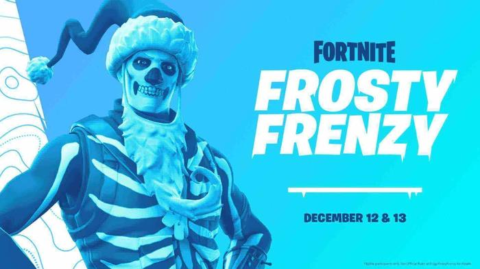 HERE COMES THE MONEY: Frosty Frenzy  replaced the usual Winter Royale tournament.