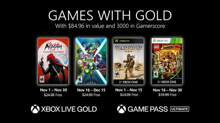 xbox games with gold november min