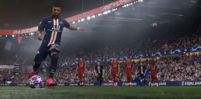 FIFA 21 Next Gen Graphics