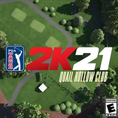 PGA Tour 2K21 Quail hollow club