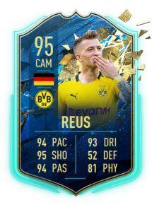 Reus TOTS FIFA 20