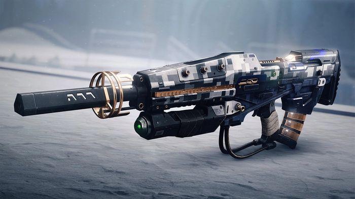 Destiny Gun