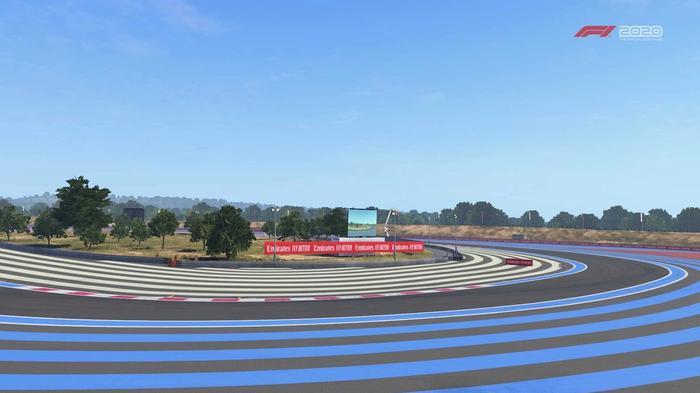 F1 2020 France turn 11 Y