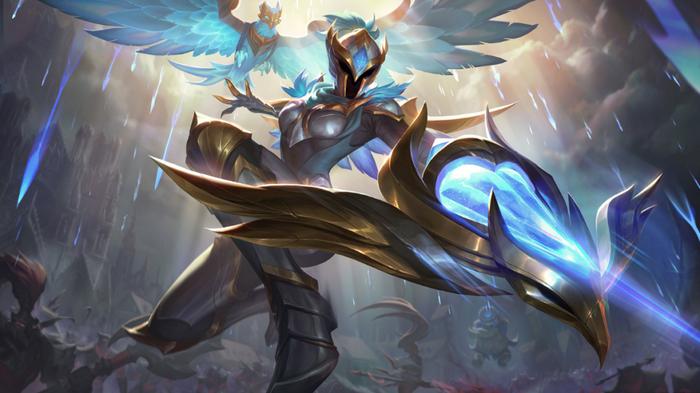 League of Legends Season 2021 Skins Patch 11.1 Notes Warden Quinn