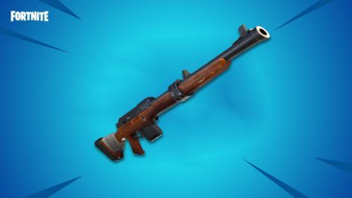 hunting rifles get vaulted in fortnite update 920 patch notes feature