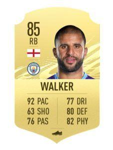 Walker FIFA 21