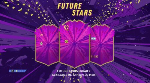 future stars loading screen