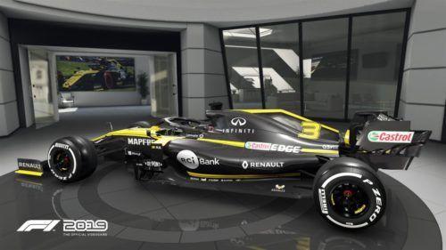 F1 2020 Renualt RS20