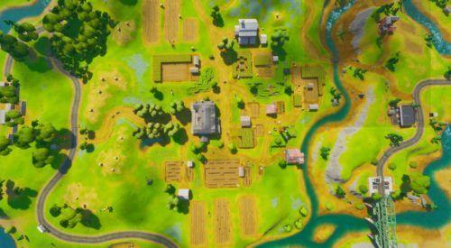 Fortnite Frenzy Farm Location Guide