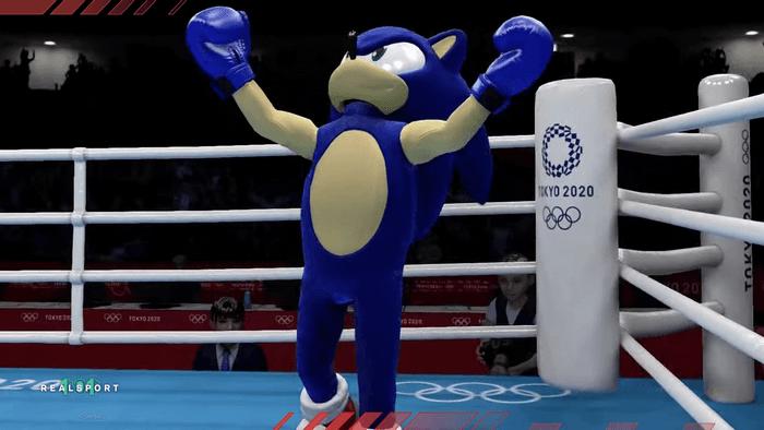 Sonic Boxing