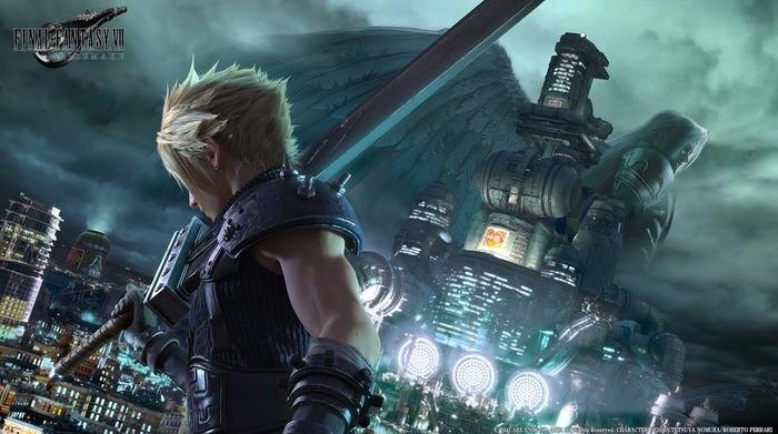 FFVII Remake: A remake of Final Fantasy VII released earlier this year