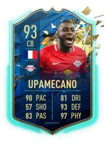 Upamecano TOTS FIFA 20