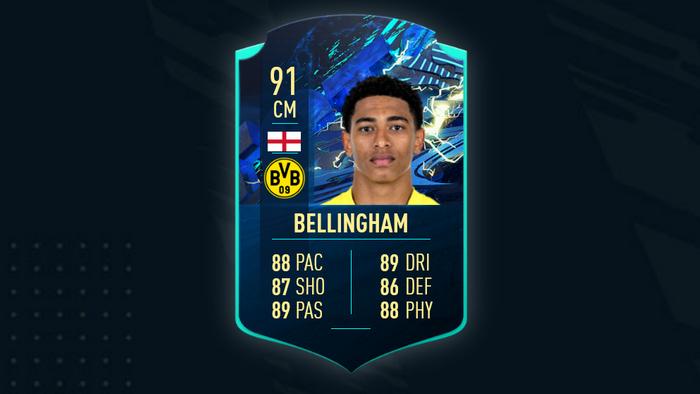 FIFA 21 TOTS Moments SBC Jude Bellingham How to Unlock