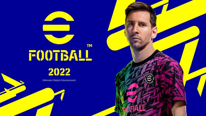 efootball 2022 official title