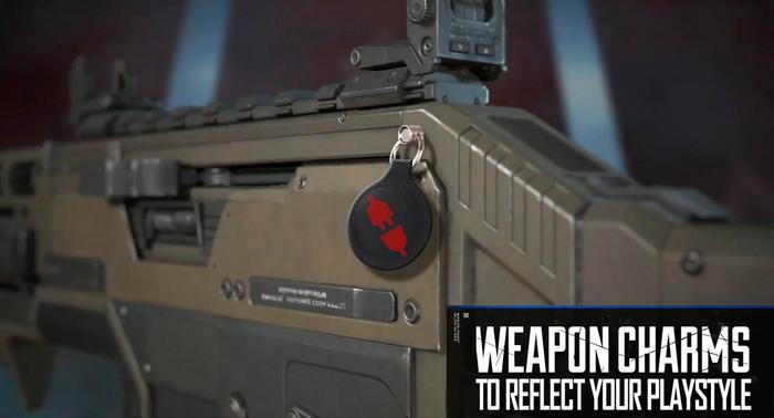 Apex Legends Weapon Charms Treasure Packs