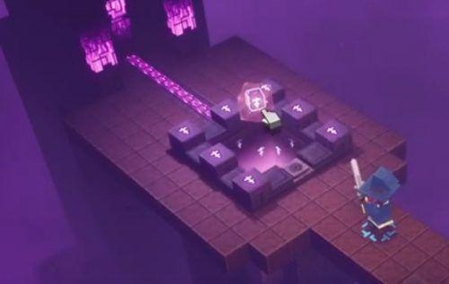 Minecraft Dungeons Redstone Mines Rune 2