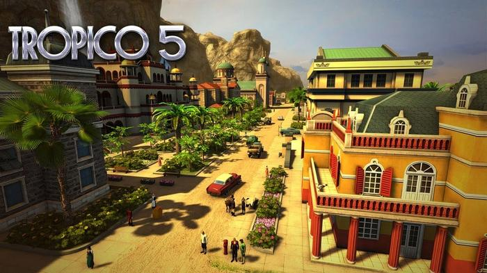 FREE: Tropico 5 is the free game today given away by Epic Games.