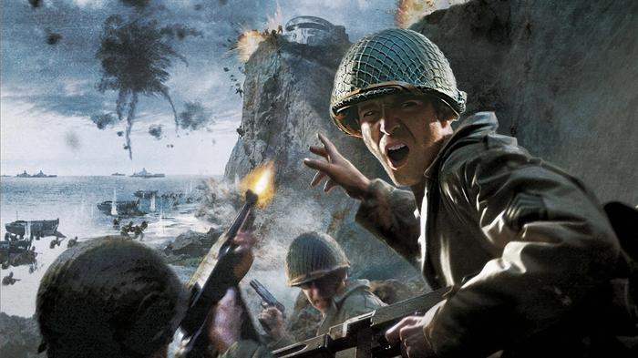 BLAST FROM THE PAST -- Could we go back in time or hit the future in the new Call of Duty game?