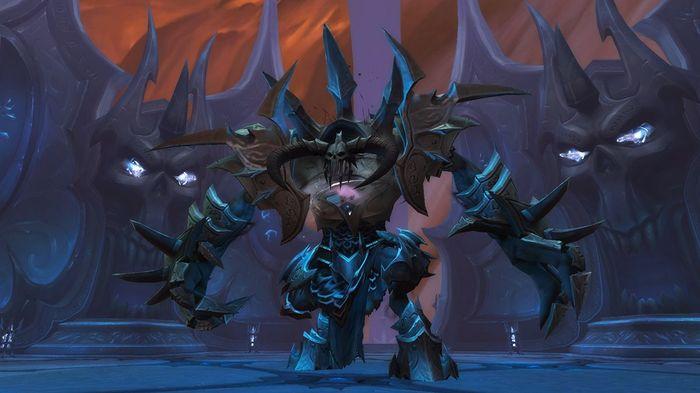 WoW Shadowlands Sanctum of Domination the tarragrue boss