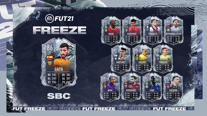 PUZZLE MASTER! Who else will be released as SBCs