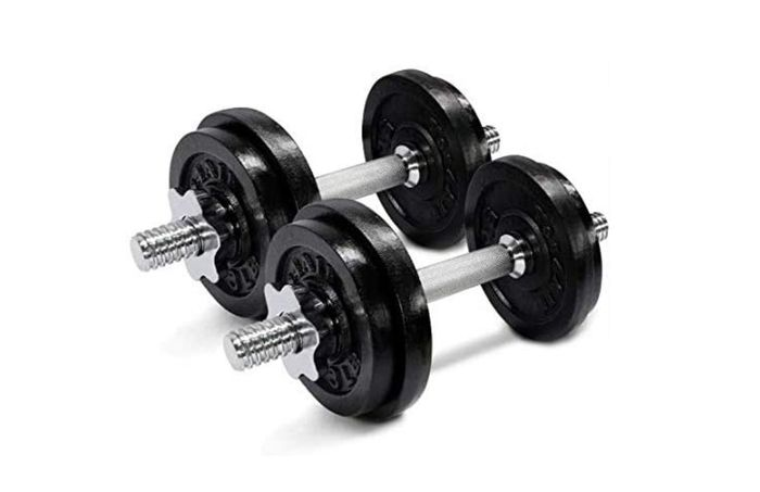 Best Dumbbells Yes4all Cast Iron