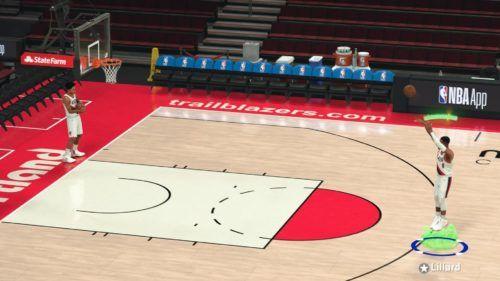 NBA 2K21 Shot Meter 1 1