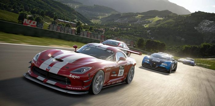 TIME TO RACE: GT Sport has many ways to race!