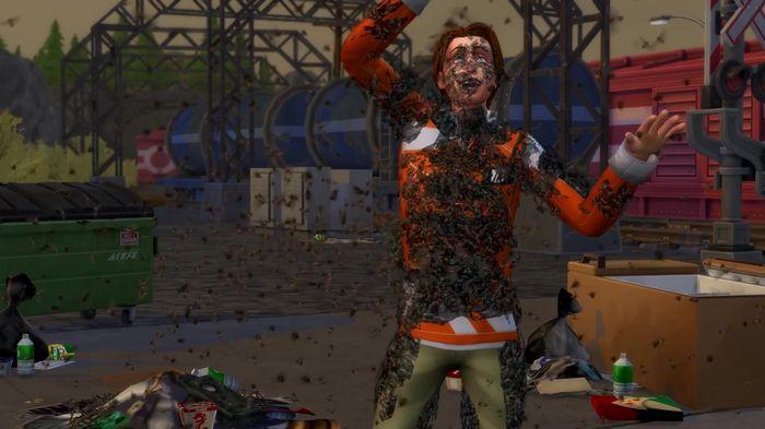 Sims 4 Flies