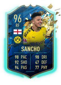 SanchoTOTS FIFA 20