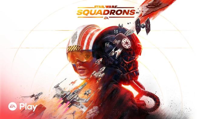 EA Play Xbox Game Pass Star Wars Squadrons Cover Image