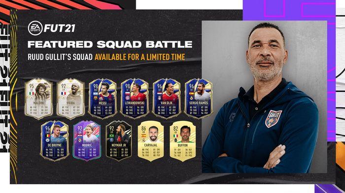 ruud gullit featured squad fifa 21 ultimate team