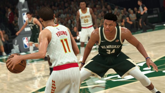 NBA 2K21 Green Fade Title Update 1.08 Patch Notes