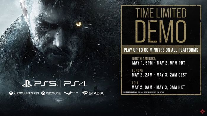 Resident Evil 8 New Demo Times
