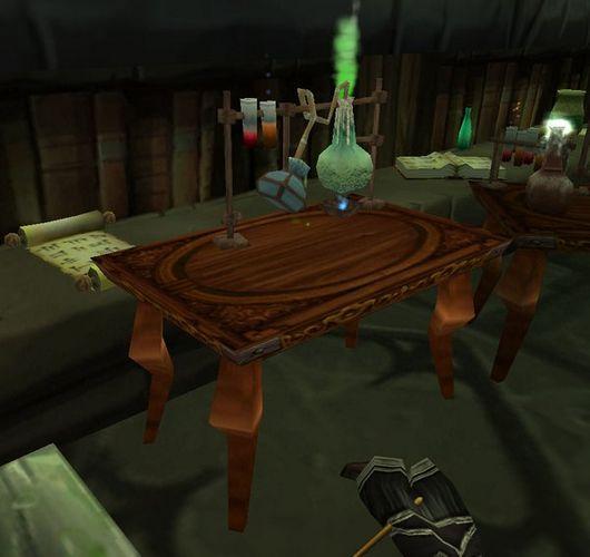 WoW Classic TBC Alchemy Lab