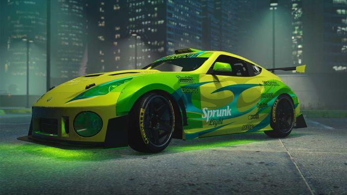 gta online summer update, all cars list