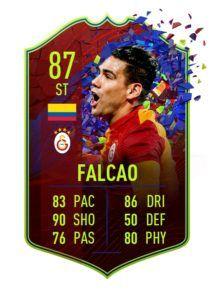 FIFA 21 Falcao RCB 87