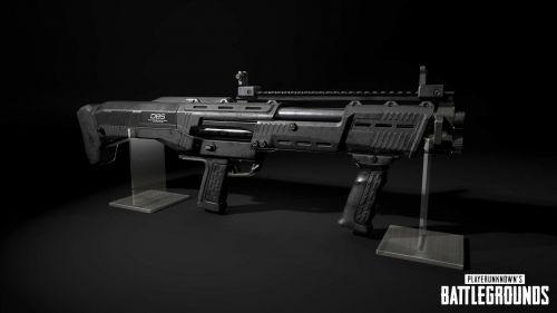 pubg mobile dbs shotgun