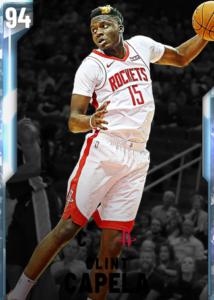 NBA CLINT CAPELA