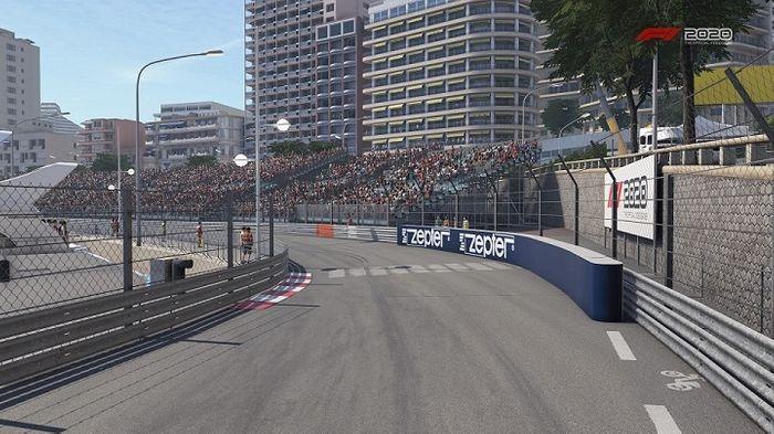 Monaco GP Turn 12 Tabac