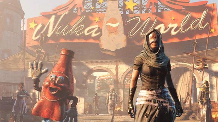 NUKA WORLD! Fallout 4 would be a great addition to the roster!