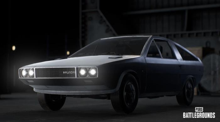 PUBG 12.2 Patch Notes New Vehicle Pony Coupe