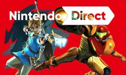 Nintendo Direct 2