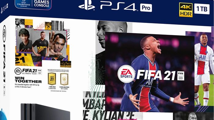 FIFA 21 PS4 Bundle Console Game Download
