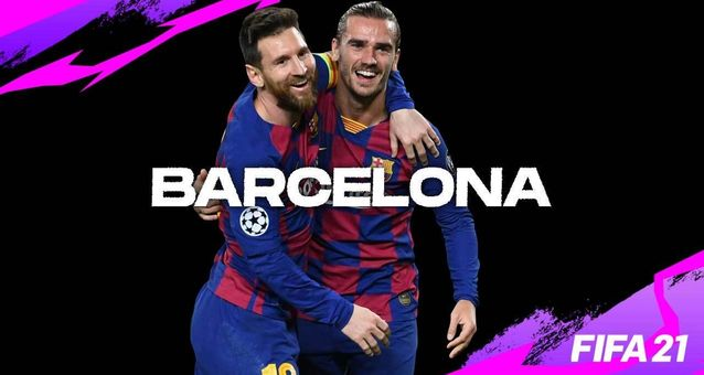 Updated Fifa 21 Ratings Barcelona Messi Suarez Griezmann More