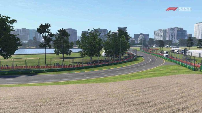 F1 2020 Australia turn 14 Y
