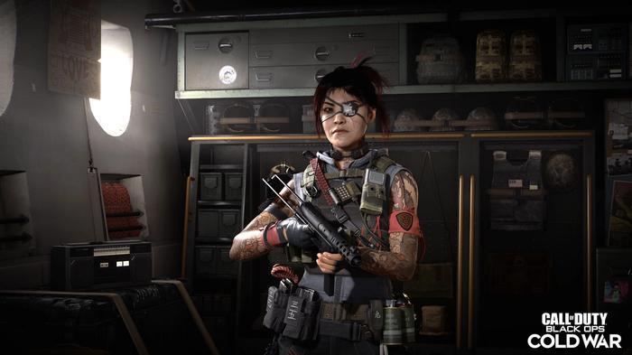 Warzone Season 5 Operator