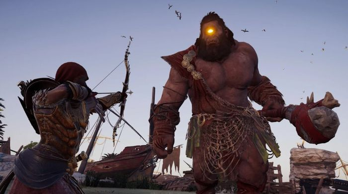 assassins creed valhalla myths odyssey