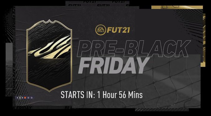GAME TIME! The Black Friday madness has begun