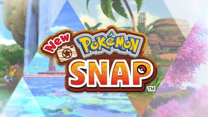 New Pokemon Snap Key Art
